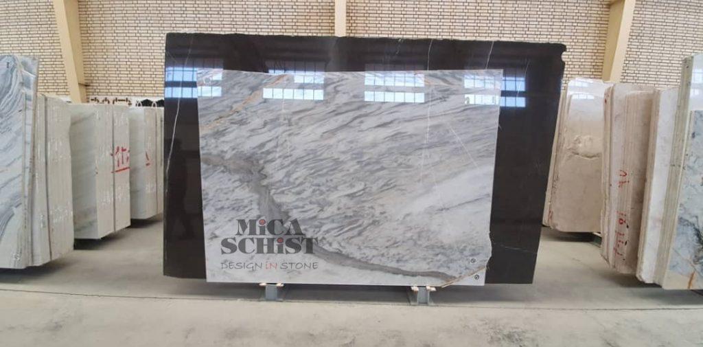 mountain blue crystal slabs