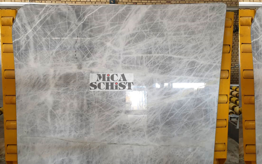 gray crystal stone slabs