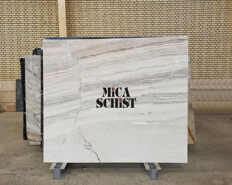 white crystal stone slabs