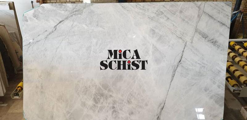 very light neiriz marble